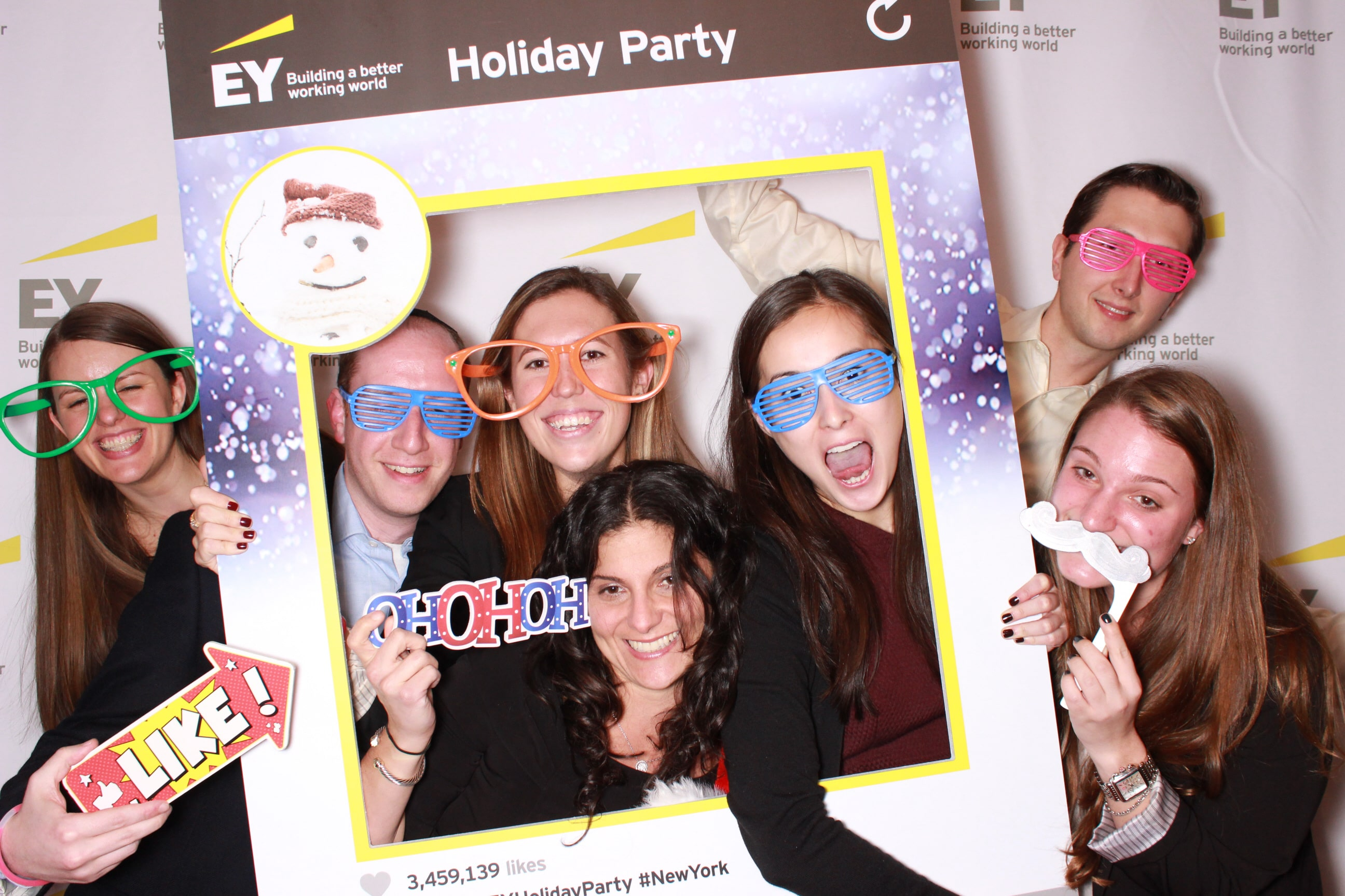 Holiday Party - 1